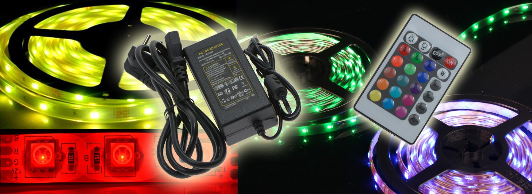 STRISCIA LED SMD 5050