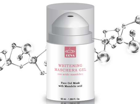Whitening Maschera Gel